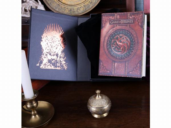 Photo of Fire and Blood Targaryen Journal Game of Thrones