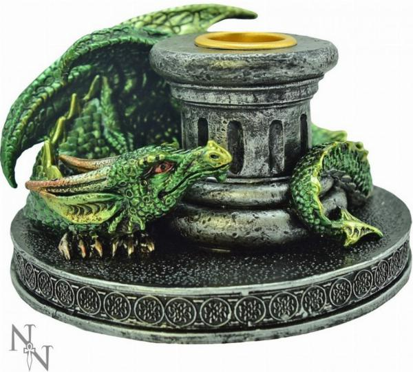 Photo of Flame Keeper Dragon Candle Holder