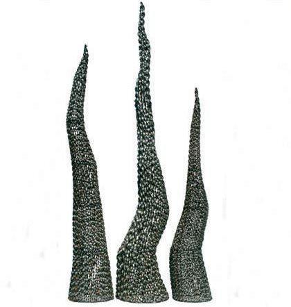Photo of Garden Spire Sculpture (Large) 180 cm