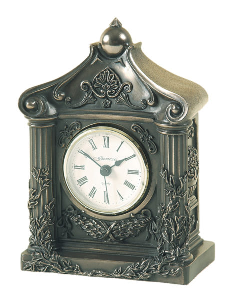 Photo of Genesis Bronze Clock Heavyweight 18 cm