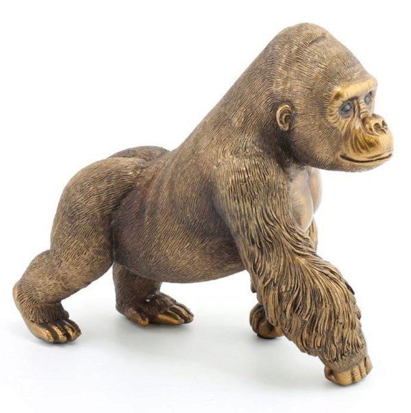 Photo of Gorilla Bronzed Figurine Medium (The Leonardo Collection)