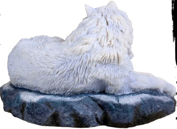 Photo of Guardian Of The North Wolf Figurine (Lisa Parker)