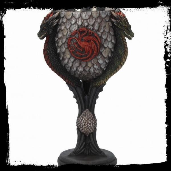 Photo of House Targaryen Goblet Game of Thrones