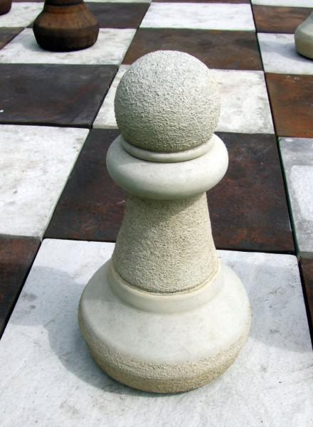 Photo of Pawn Chess Piece Stone Ornament