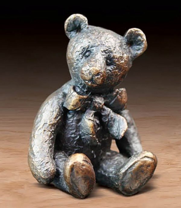 Photo of Penny Bear Forever in My Life Michael Simpson