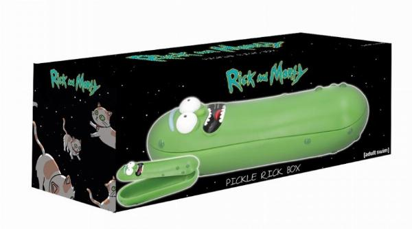 Photo of Pickle Rick Box Rick and Morty 21cm