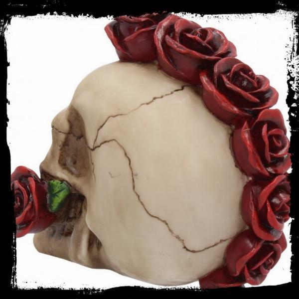 Photo of Rosehawk Skull Ornament