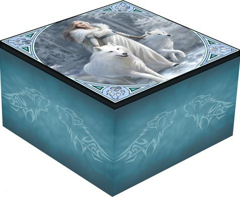Photo of Winter Guardians Mirror Box (Anne Stokes)