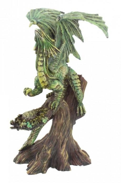 Photo of Adult Forest Dragon Figurine (Anne Stokes)