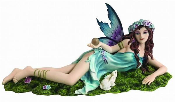 Photo of Allura Fairy of Spring Figurine