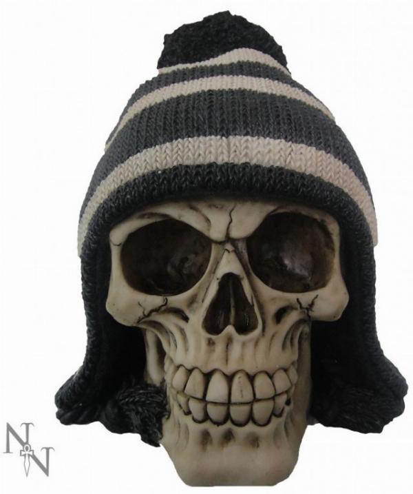 Photo of Bobble Hat Skull 17 cm