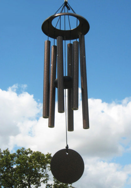 Photo of Corinthian Chime Copper 27 inches