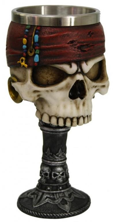 Photo of Dead Man Pirate Goblet