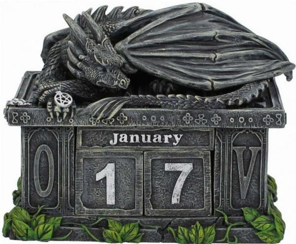 Photo of Dragon Calendar Figurine