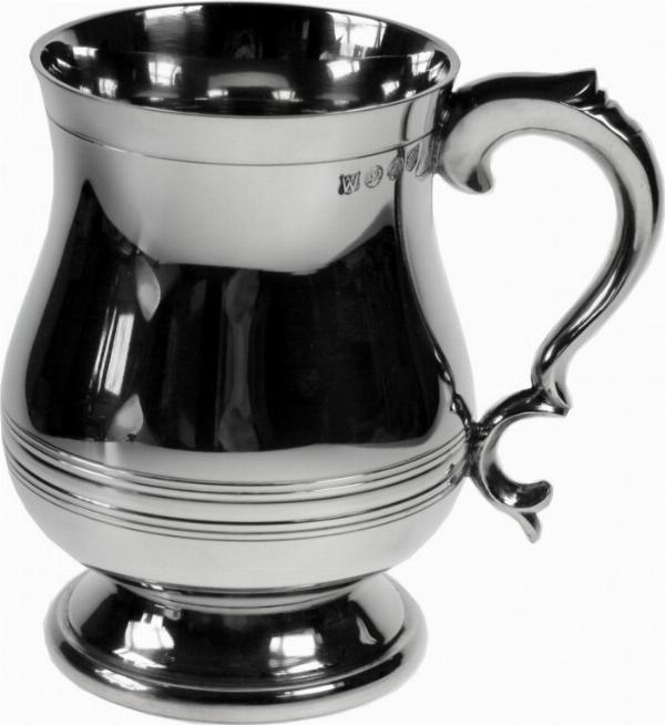 Photo of Extra Heavy Georgian Tankard