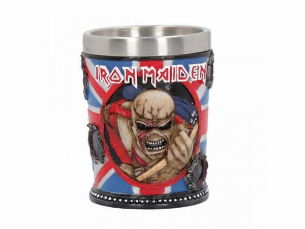 Photo of Iron Maiden Eddie Shot Glass Officially Licensed Merchandise