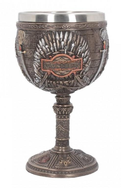 Photo of Iron Throne Chalice Game of Thrones
