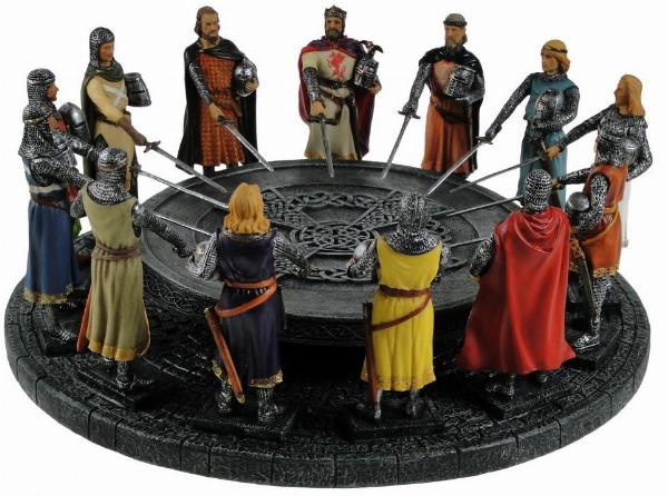 Photo of Knights of the Round Table Figurine