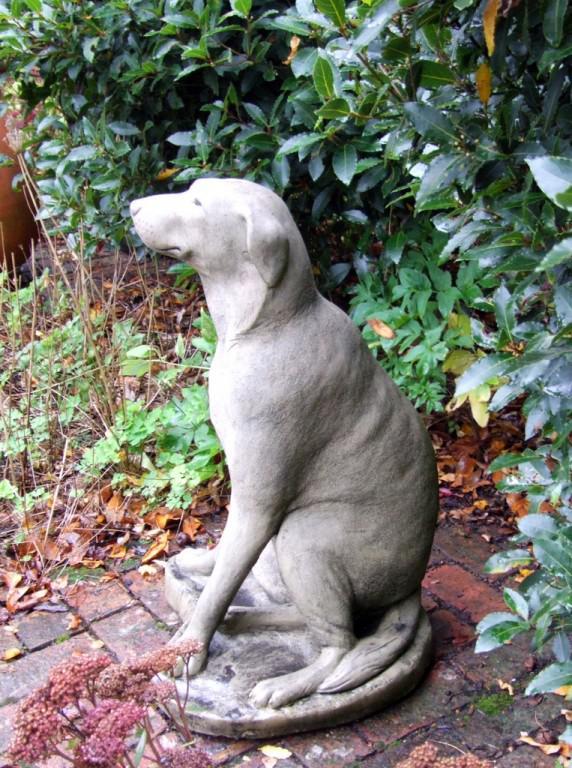 Photo of Labrador Dog Stone Ornament