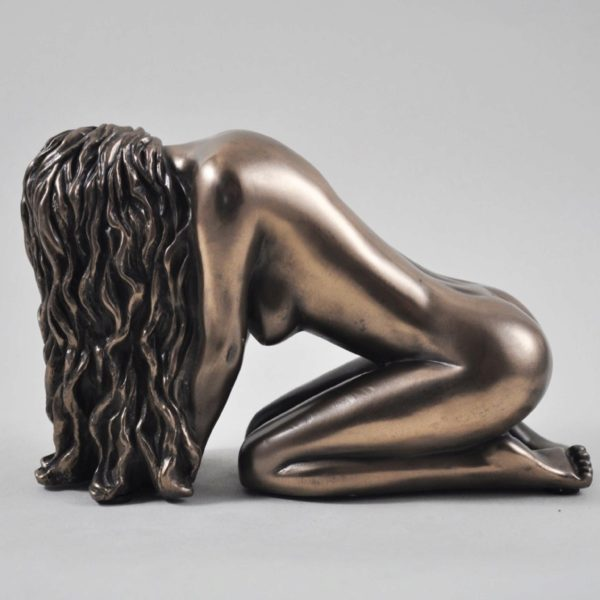 Photo of Lauren Bronze Figurine