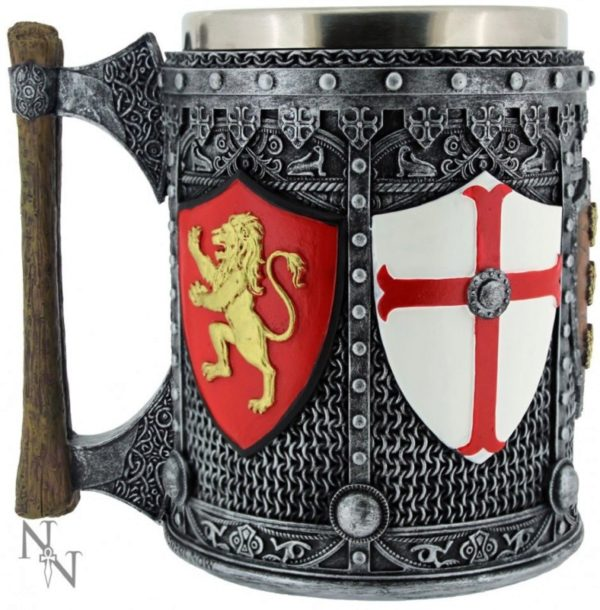 Photo of Medieval English Tankard Heavyweight 16cm Large