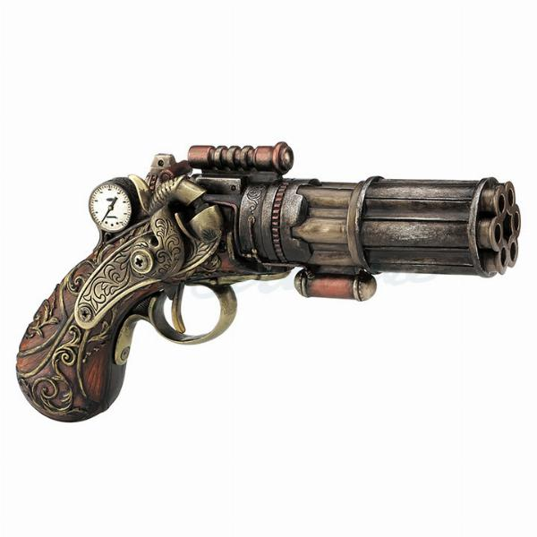 Photo of Nemesis Now Steampunk Pistol Ornamental