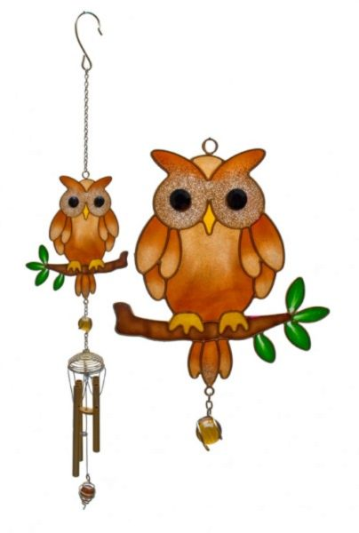Photo of Owl Wind Chime