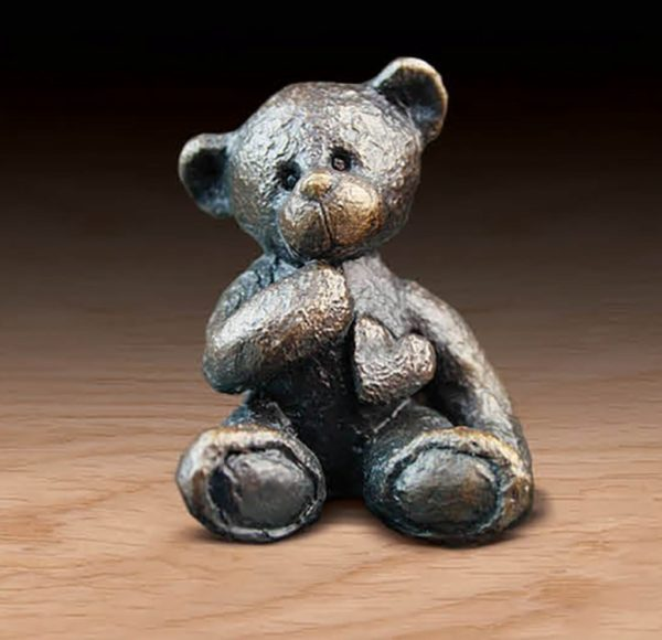 Photo of Penny Bear Always in My Heart Michael Simpson