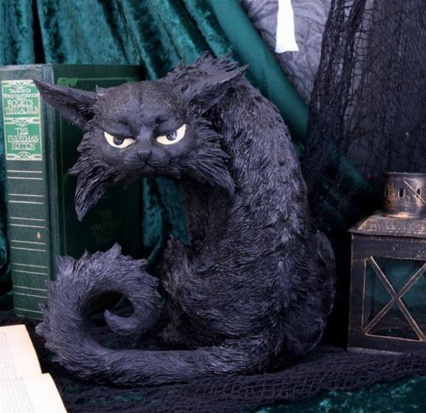 Photo of Spite Black Cat Ornament
