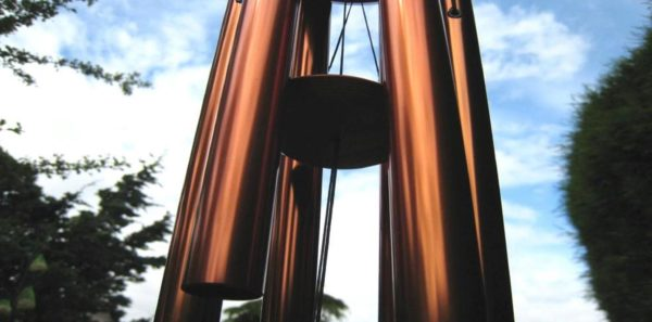 Photo of Woodstock Encore Pluto Chime (Bronze)