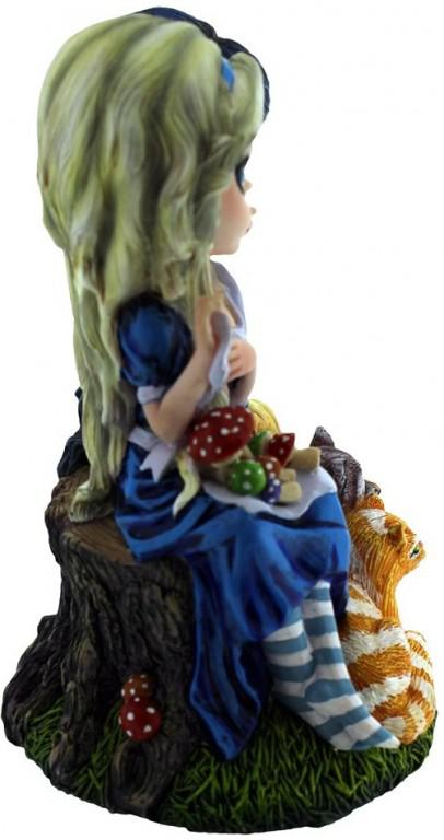 Photo of Alice and Snow White Gothic Figurine Limited Edition Jasmine Becket-Griffith