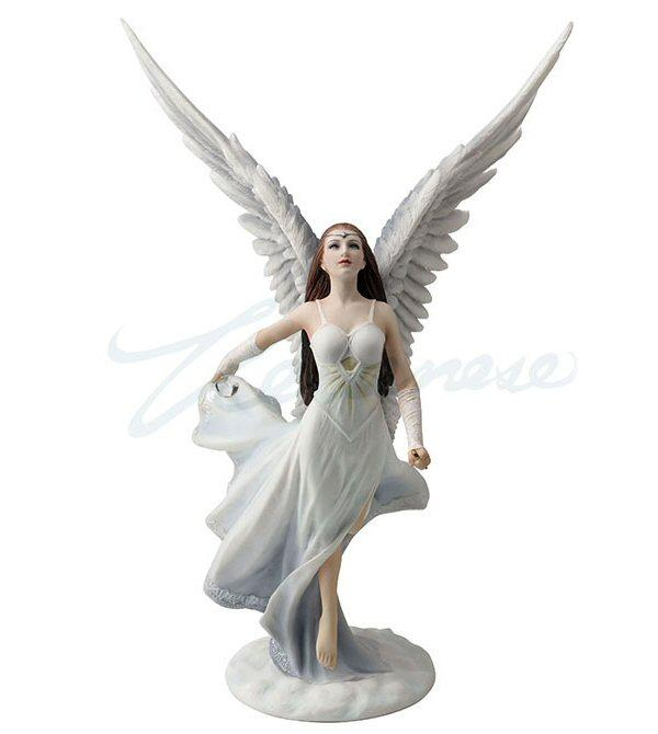 Photo of Ascendance Angel Figurine (Anne Stoke) 28 cm
