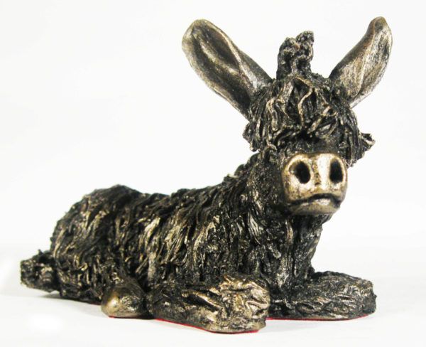 Photo of Baby Donkey Sculpture (Veronica Ballan)