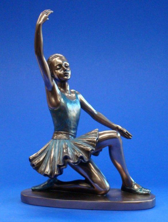 Photo of Ballerina Finale Bronze Figure