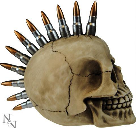 Photo of Bullet Skull Ornament