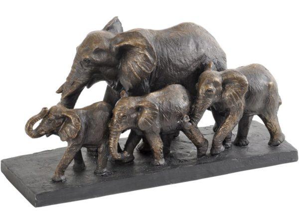 Photo of Elephant Parade Bronze Figurine Large 36 cm