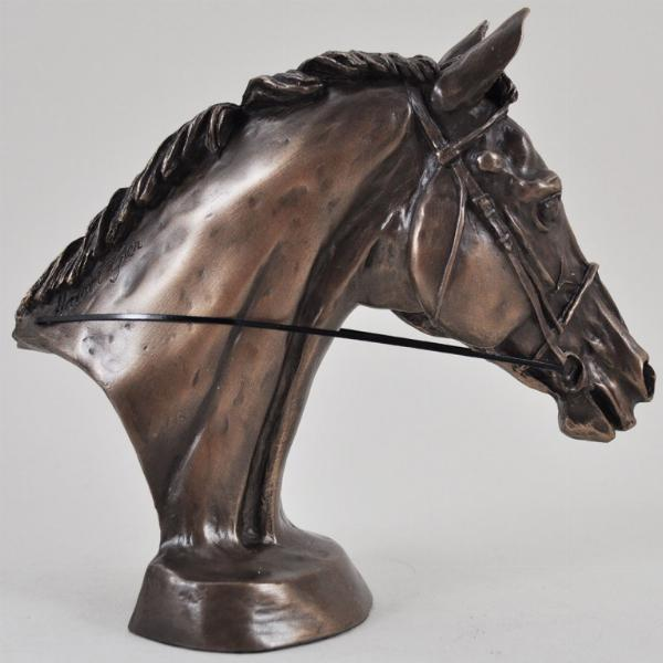 Photo of Eventers Horse Head Figurine (Harriet Glen)