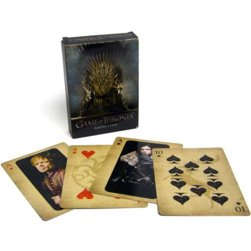Photo of Game of Thrones Poker Cards First Edition