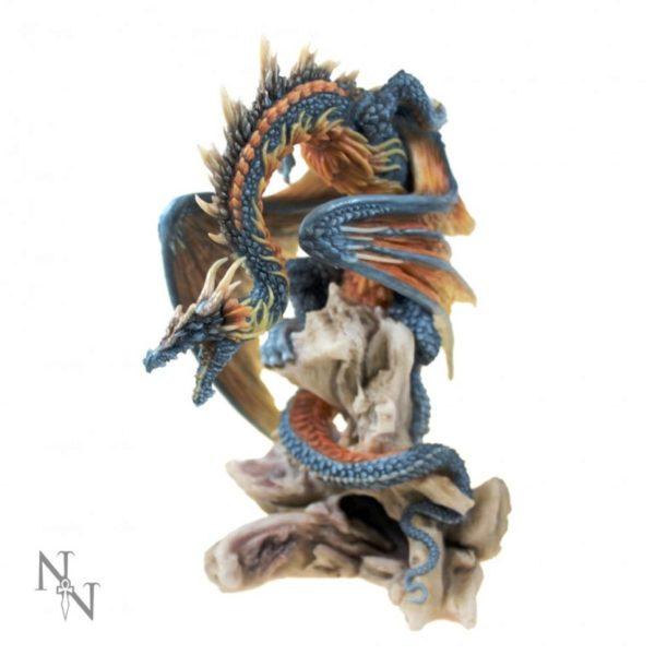 Photo of Grim Guardian Dragon Figurine (Andrew Bill) 21 cm