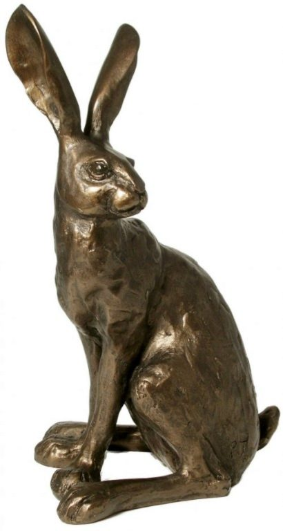 Photo of Howard Hare Bronze Figurine