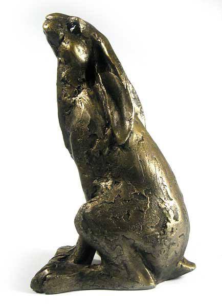 Photo of Moongazing Hare Sculpture Hilda