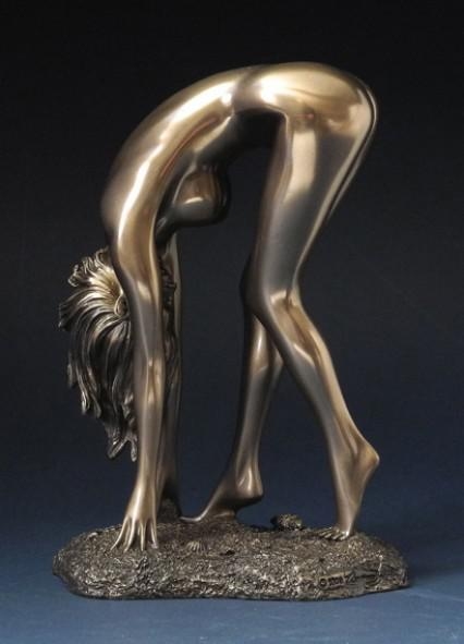 Photo of Naomi Nude Bronze Sculpture