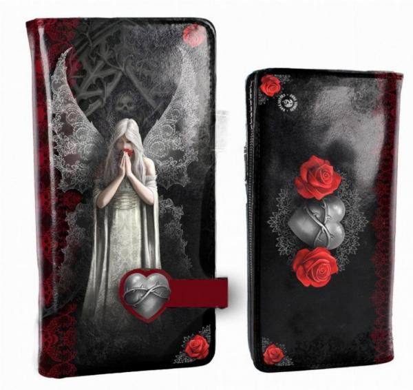 Photo of Only Love Remains Embossed Purse (Anne Stokes) 18cm