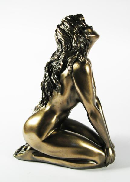 Photo of Passion Bronze Nude Female 14 cm