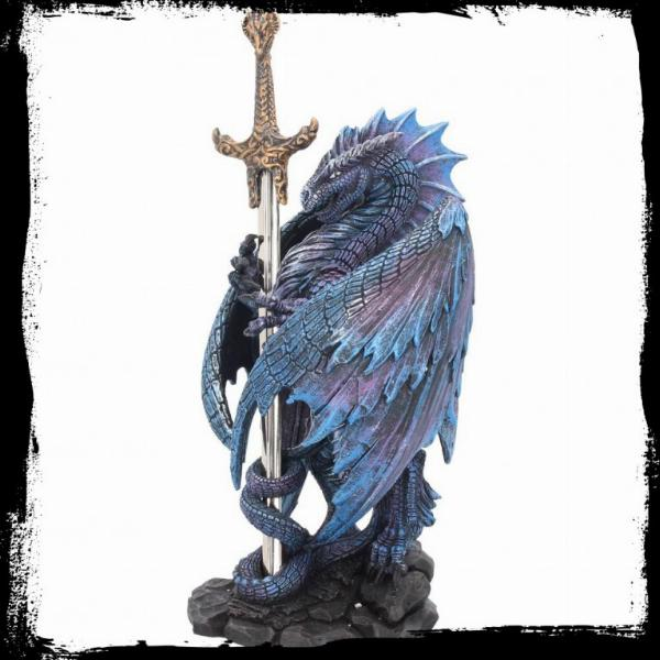 Photo of Sky Dragon Figurine Letter Opener Ruth Thompson 29 cm