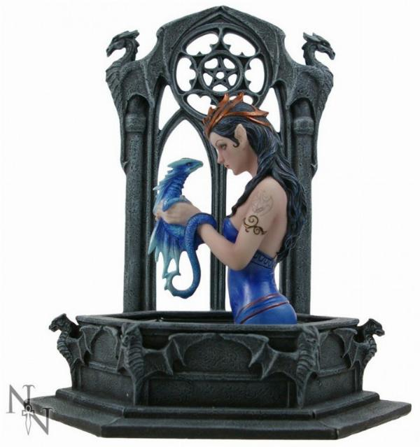 Photo of Water Dragon Figurine (Anne Stokes)