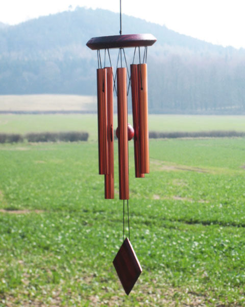 Photo of Woodstock Wind Chimes of Mars (Bronze)