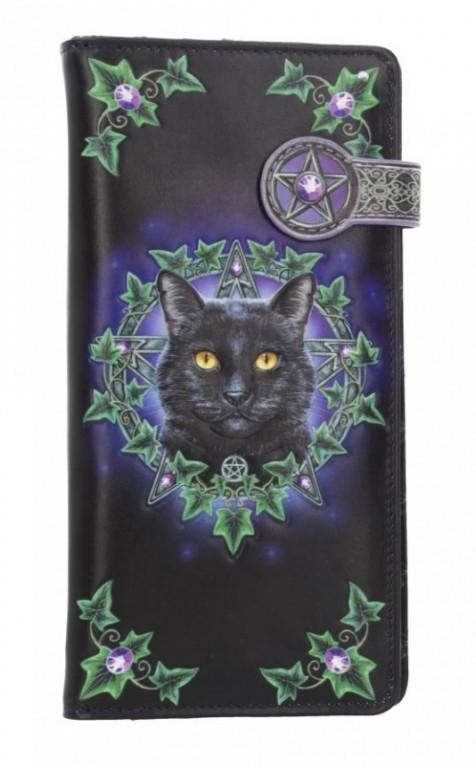 Photo of Charmed One Embossed Cat Purse (Lisa Parker) 18cm