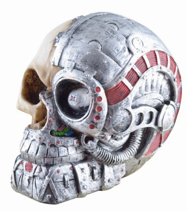 Photo of Cyborg Skull Box