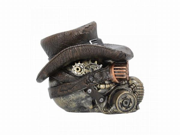 Photo of Desert Warrior Steampunk Skull Ornament 16cm